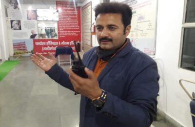 डाक्टर किशोर चंदोला ने एसएसपी से लगाई सुरक्षा की गुहार, डीजीपी और मुख्यमंत्री को भी लिखा पत्र