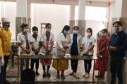 फ्लोरेंस नाइटिंगेल की सेवा भावना को याद कर मनाया अन्तर्राष्ट्रीय नर्स दिवस..कोविड महामारी भी एक युद्ध जैसी ..दया और सेवा भाव से करना है काम