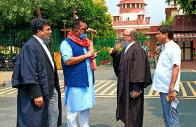 नजूल भूमि के मामले के निस्तारण को लेकर विधायक ठुकराल पहुंचे दिल्ली, कहा- हर परिस्थिति में जनता से किया वायदा करूंगा पूरा